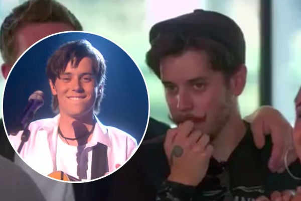 Jon Lilygreen makes first appearance on The X Factor UK