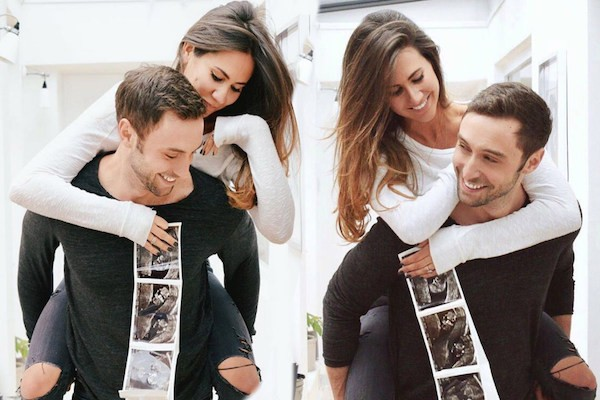 Baby on board! Måns Zelmerlöw reveals that fiancéeCiara Janson is pregnant with his first child