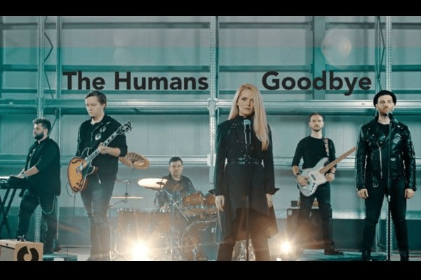 The Humans Goodbye lyrics Eurovision Romania 2018