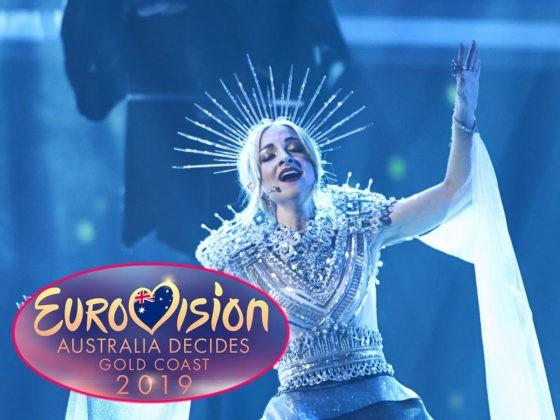 Kate Miller-Heidke Eurovision Australia Decides 2019