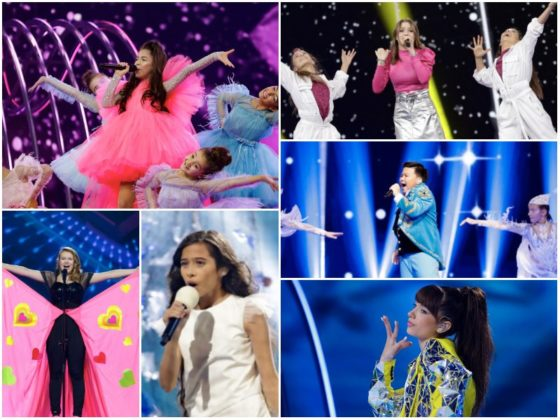 Junior Eurovision 2019 Second Rehearsals