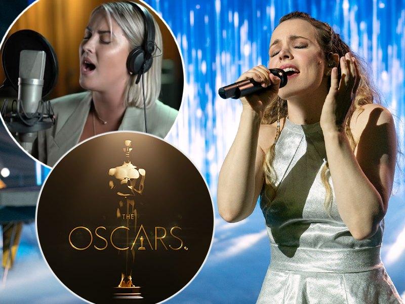 Eurovision Netflix Movie Fire Saga Husavik Molly Sanden My Marianne Oscars