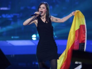 Lena Satellite Eurovision 2011 Germany winner