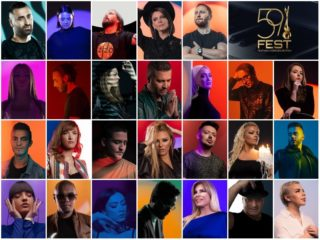Festivali i Kenges 59 - Albania Eurovision 2019 - Lineup of Competing Acts