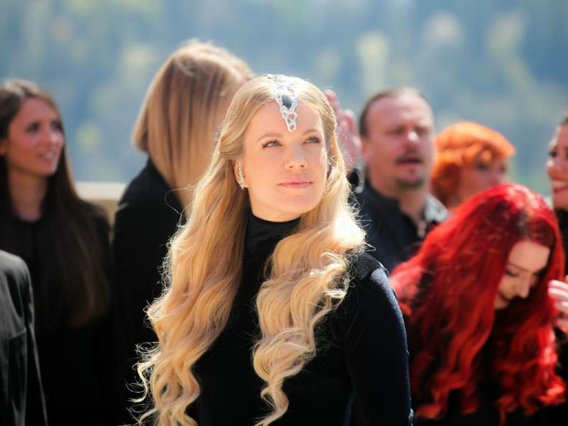 Ana Soklic Eurovision 2021 Slovenia Amen