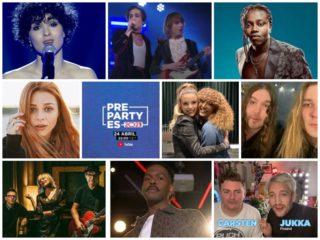 Eurovision 5 April