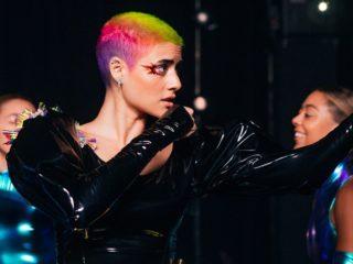 Australia Montaigne First Rehearsal Eurovision 2021