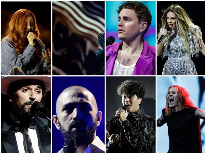 Eurovision 2021 Rehearsal Schedule Day 7 (May 14)