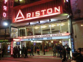 Ariston Theatre, Sanremo