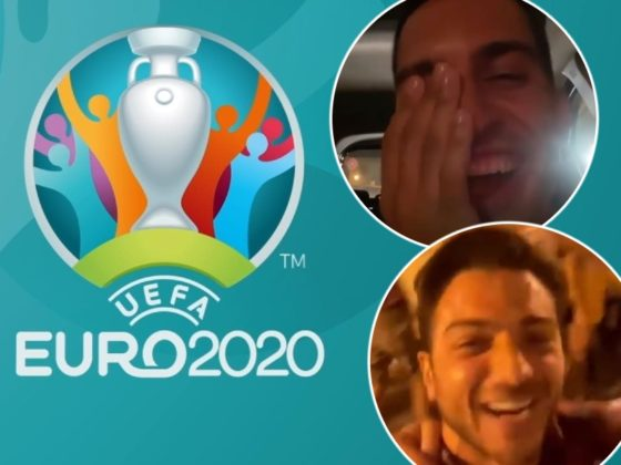 Eurovision stars react to Italy victory over England Euro 2020